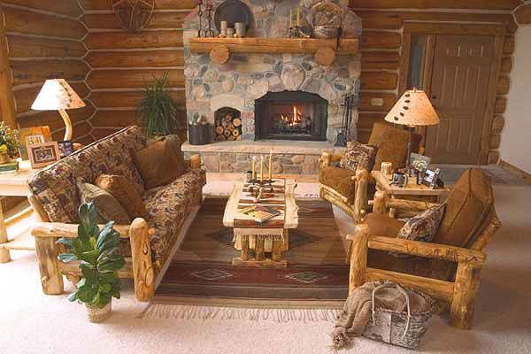 Muebles r sticos y sus ventajas artesan a iris for Muebles de oficina rusticos